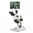 StereoBlue Digital Stand-Alone Microscope