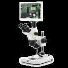 NexiusZoom Evo Stand-alone digital stereo microscope