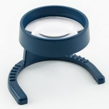 coil stand magnifier #4206 6x front