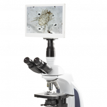 bScope microscope digital with monitor