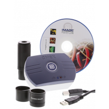 Euromex DC.5000c CMEX-5 Microscope Camera box contents