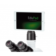 Euromex EduPad-5 with 8 Inch Tablet with 5 Mp Microscope USB-2 Camera
