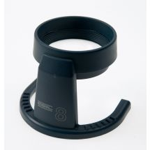 Coil Stand Magnifier 8x