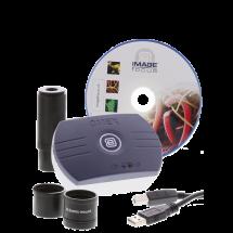 Euromex DC.1300c CMEX-1 Microscope Camera contents