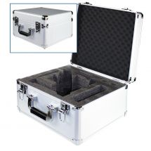 Aluminium transport case for bScope microscopes