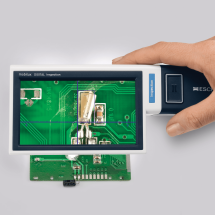 Eschenbach mobilux® Digital Inspection of pcb