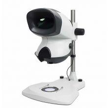 Vision Mantis Elite Ergonomic 3D Inspection Microscope, Bench Stand